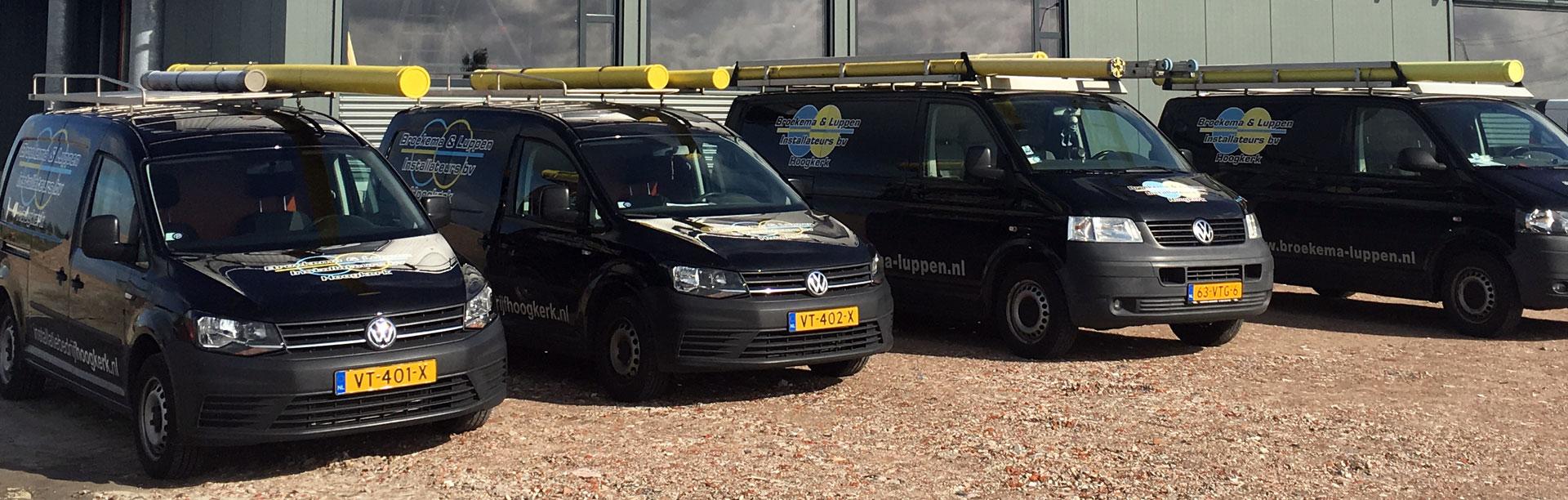 installatiebedrijf Groningen, Broekema & Luppen