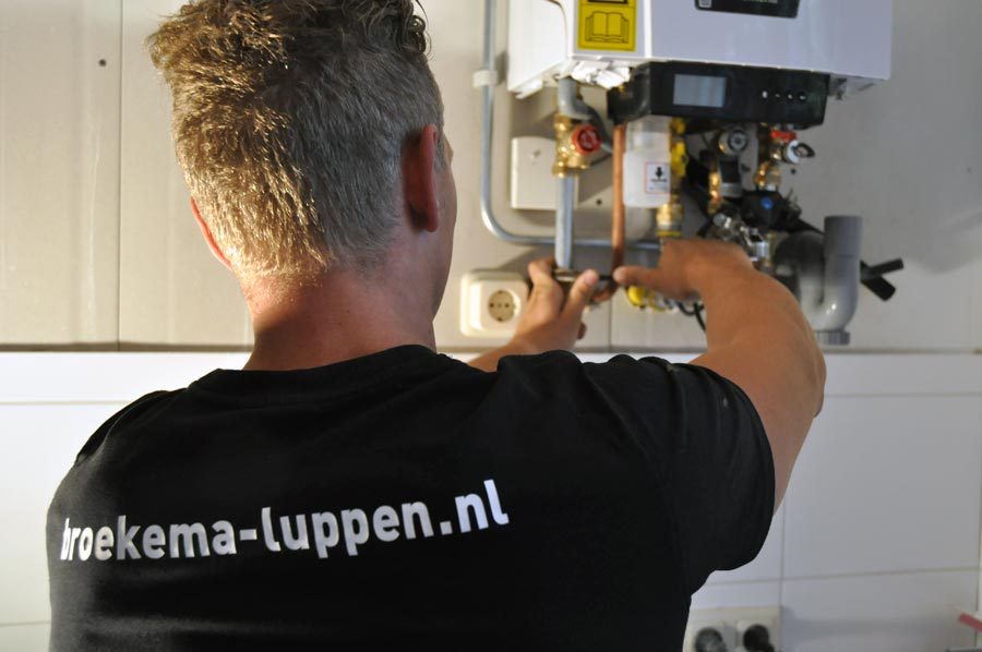 cv ketel installeren, installatiebedrijf Groningen, cv aansluiten, cv onderhoud